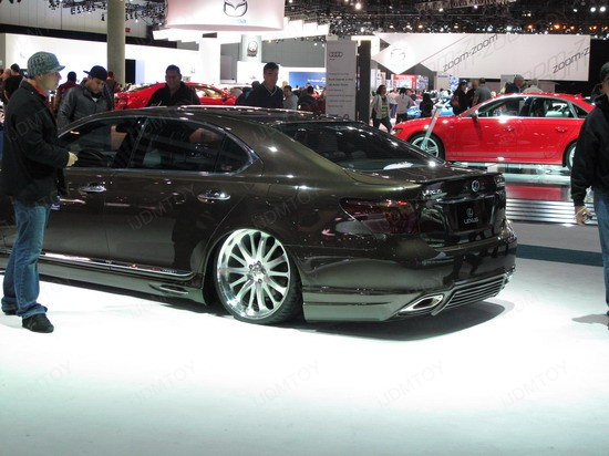 Lexus LS600L